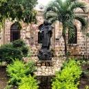 estatua iglesia puntarenas