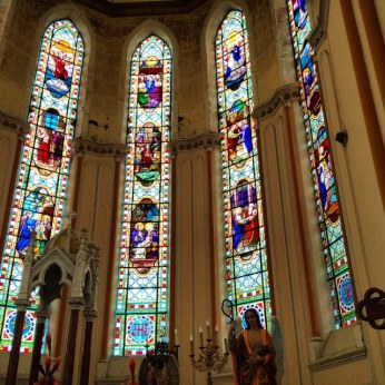 inside san rafael de heredia