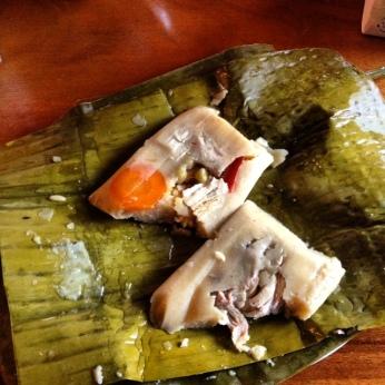 tamal costarricense